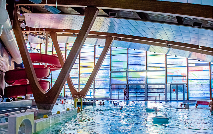 Aquatic Centre District Of West Vancouver