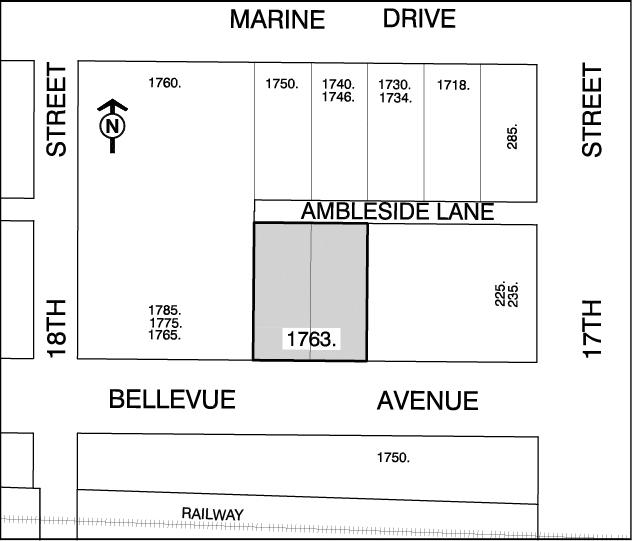 Masonic Hall (1763 Bellevue Avenue) | District of West Vancouver