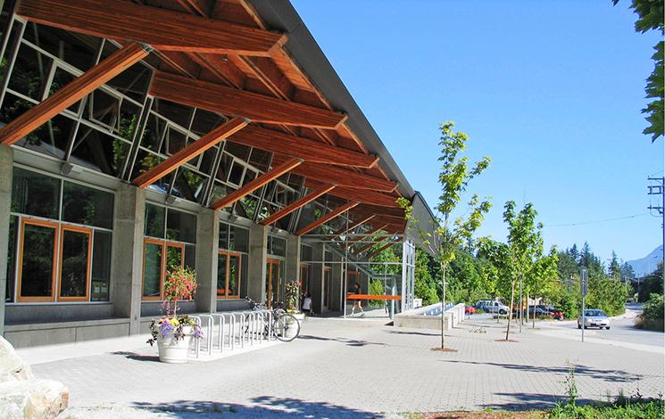 West Vancouver Rec Centre Room Rentals