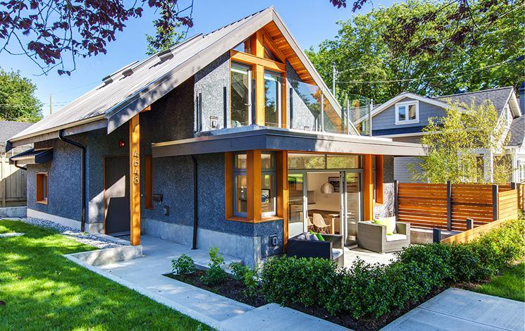 Detached secondary suites rental coach houses district for Vancouver house plans