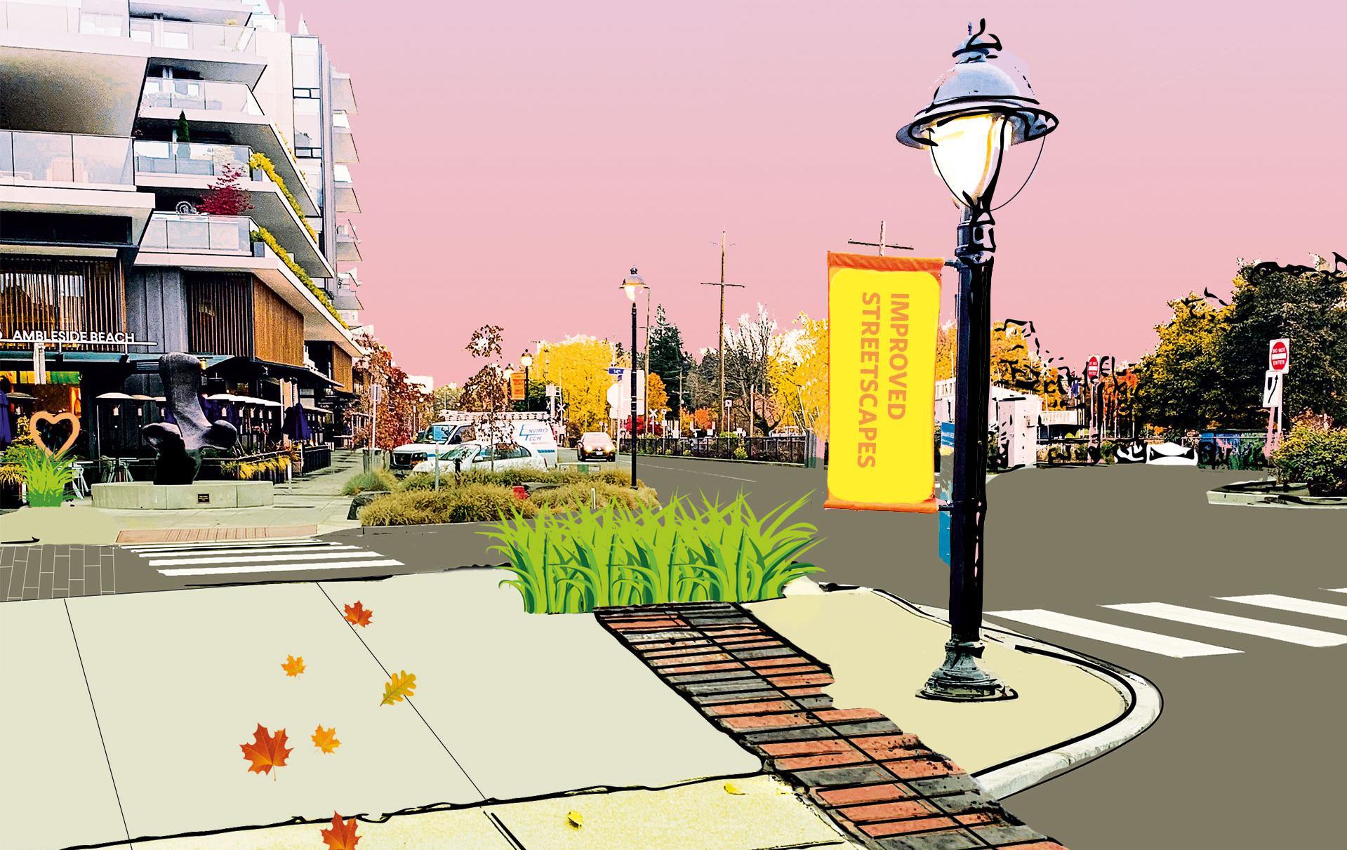 Ambleside Town Centre Streetscape Standards